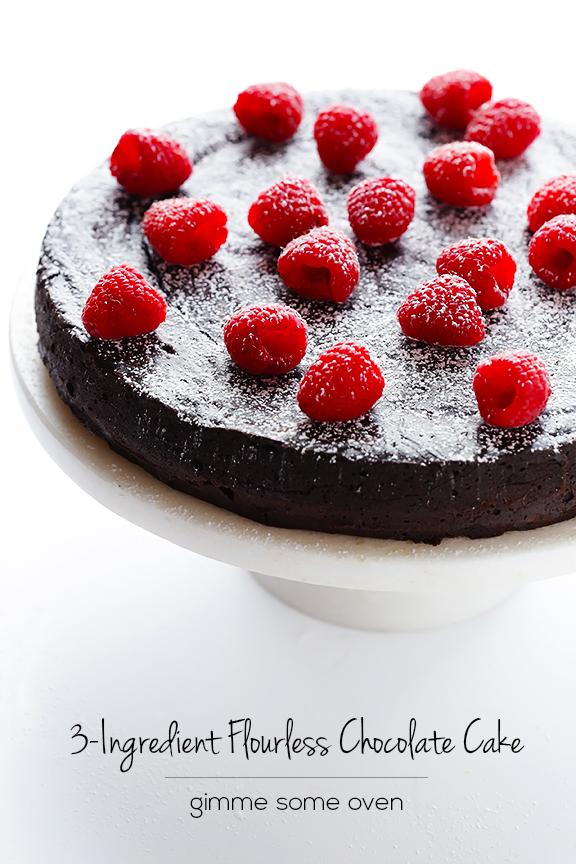 Flourless Chocolate Cake Recipe Paleo