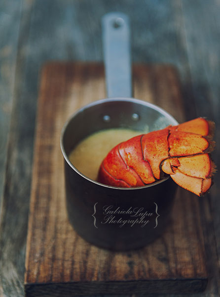 lobster soup