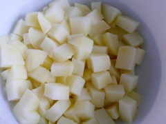 Potato Salad - chopped